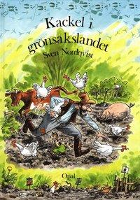 bokomslag Kackel i grönsakslandet