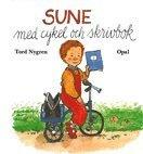 bokomslag Sune med cykel och skrivbok
