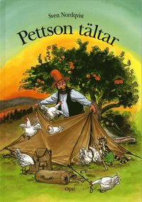 bokomslag Pettson tältar