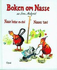 bokomslag Boken om Nasse