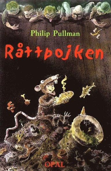 bokomslag Råttpojken