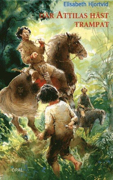 bokomslag Där Attilas häst trampat