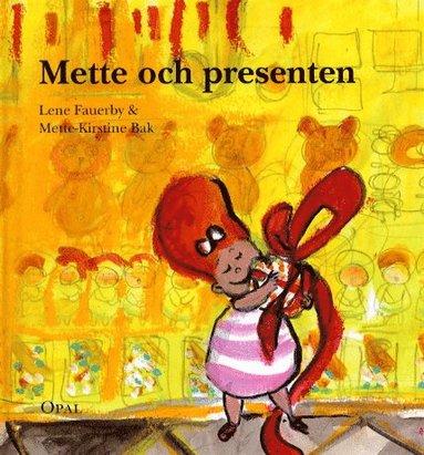 bokomslag Mette och presenten