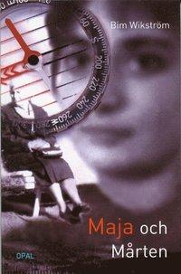 bokomslag Maja och Mårten
