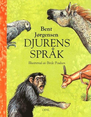 bokomslag Djurens språk