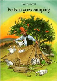 bokomslag Pettson goes camping