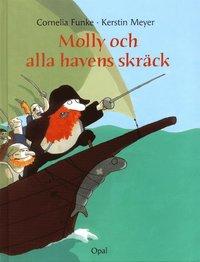 bokomslag Molly och alla havens skräck