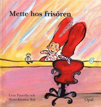 bokomslag Mette hos frisören
