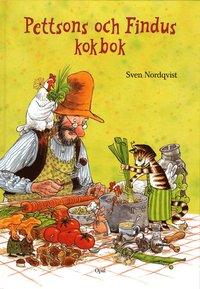 bokomslag Pettsons och Findus kokbok