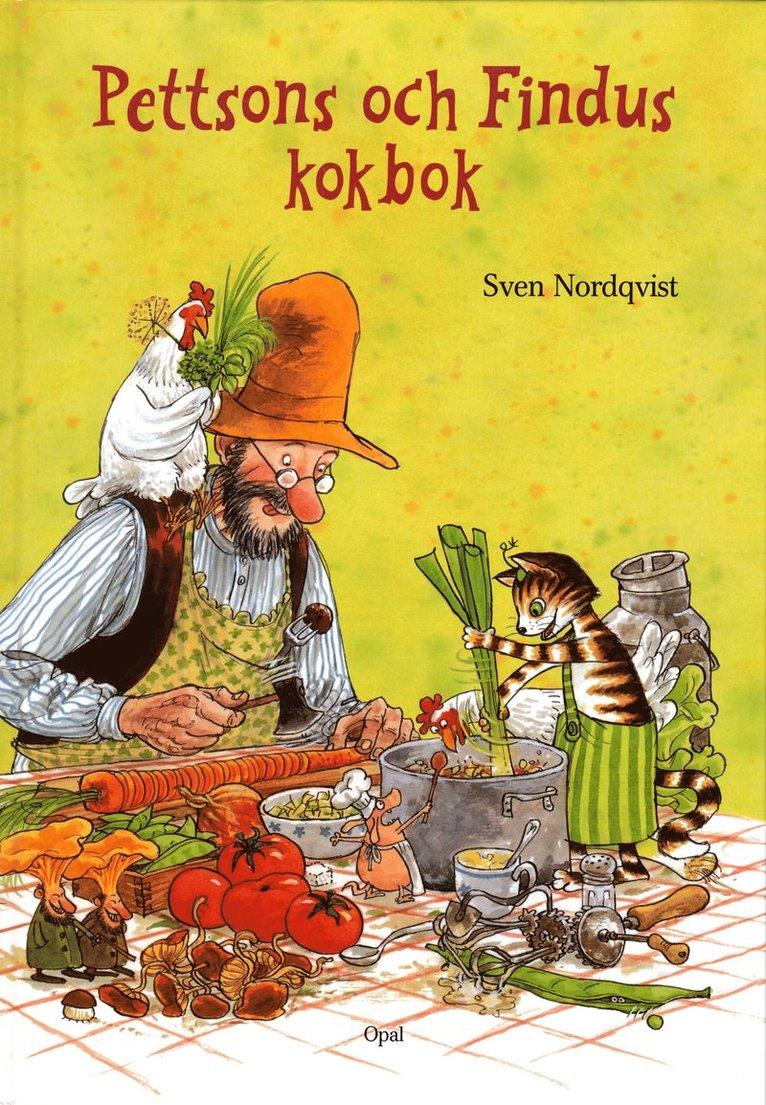 Pettsons och Findus kokbok 1