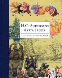 bokomslag H. C. Andersens bästa sagor