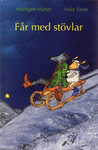 bokomslag Får med stövlar