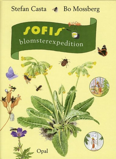 bokomslag Sofis blomsterexpedition