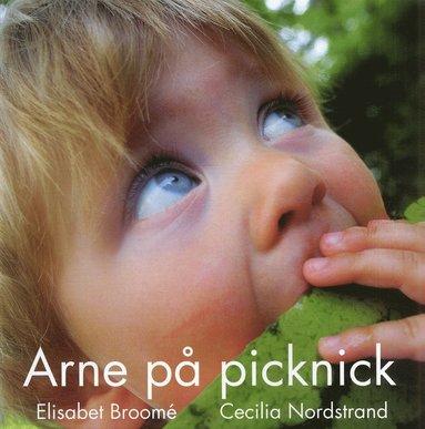 bokomslag Arne på picknick