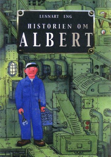bokomslag Historien om Albert