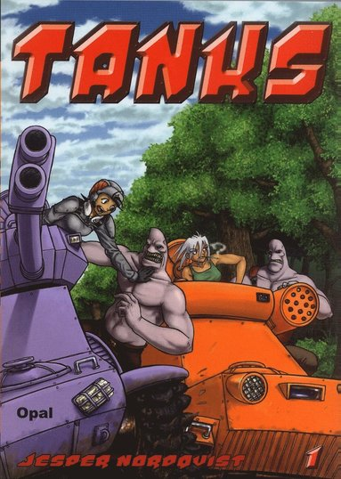 bokomslag Tanks 1
