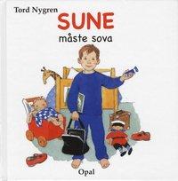 bokomslag Sune måste sova