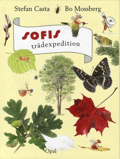 bokomslag Sofis trädexpedition