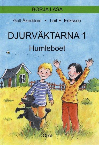 bokomslag Djurväktarna : humleboet