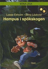 bokomslag Hampus i spökskogen