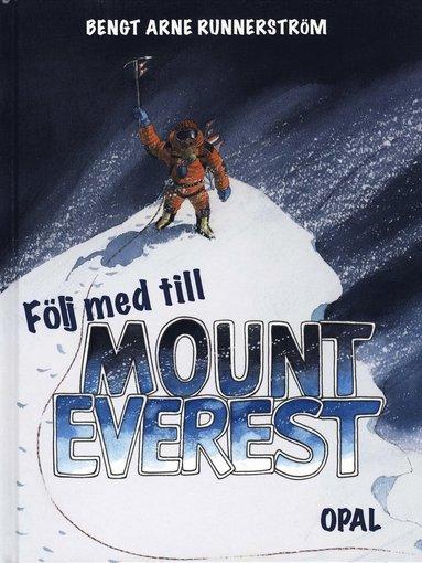 bokomslag Följ med till Mount Everest