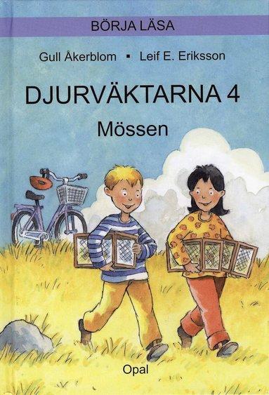 bokomslag Djurväktarna : mössen
