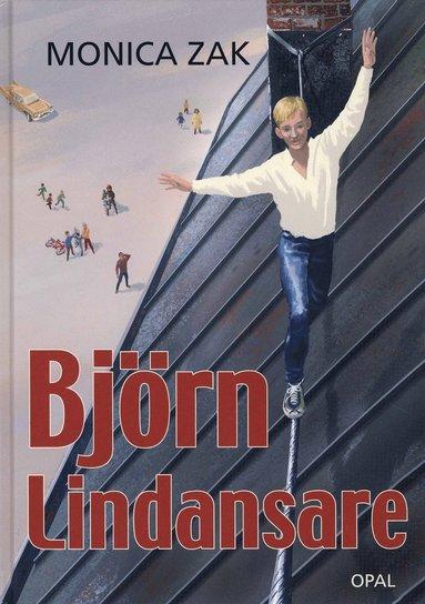 bokomslag Björn lindansare