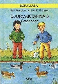 bokomslag Djurväktarna : gräsanden