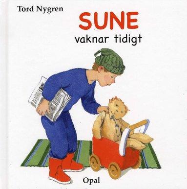 bokomslag Sune vaknar tidigt