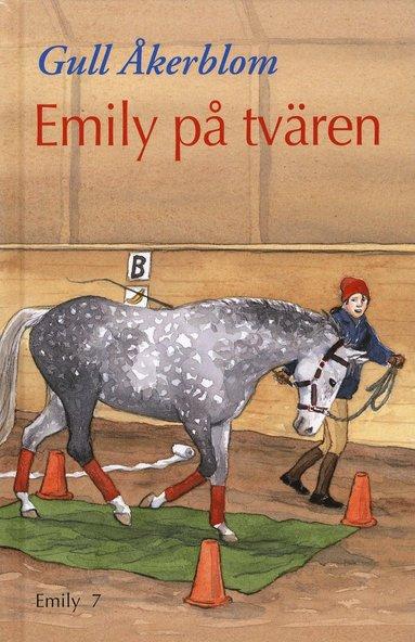 bokomslag Emily på tvären