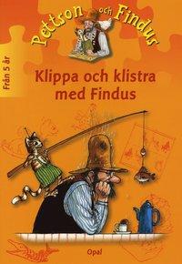 bokomslag Klippa och klistra med Findus