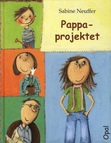 bokomslag Pappaprojektet