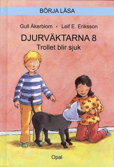bokomslag Djurväktarna : trollet