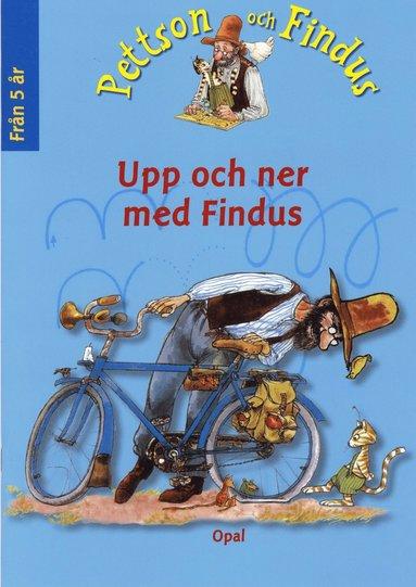 bokomslag Upp och ner med Findus