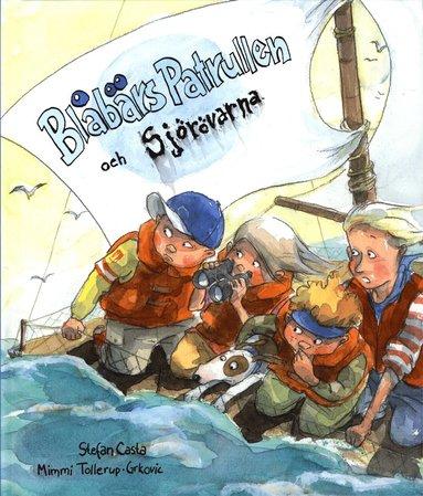bokomslag Blåbärspatrullen och sjörövarna