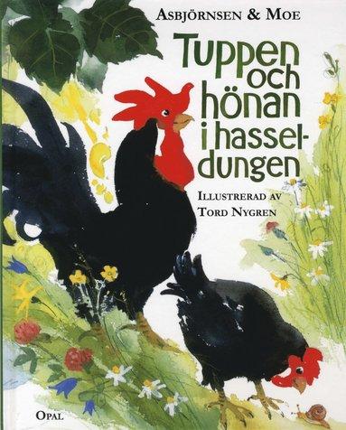 bokomslag Tuppen och hönan i hasseldungen