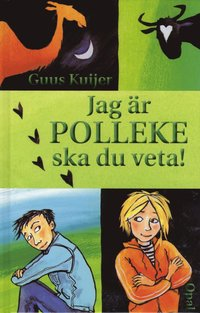 bokomslag Jag är Polleke ska du veta