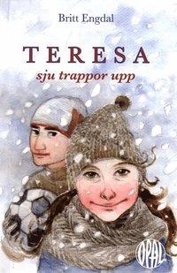 bokomslag Teresa, sju trappor upp