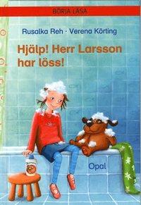 bokomslag Hjälp! Herr Larsson har löss!