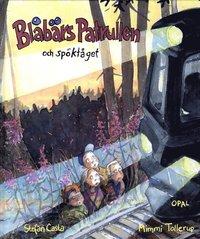 bokomslag Blåbärspatrullen och spöktåget