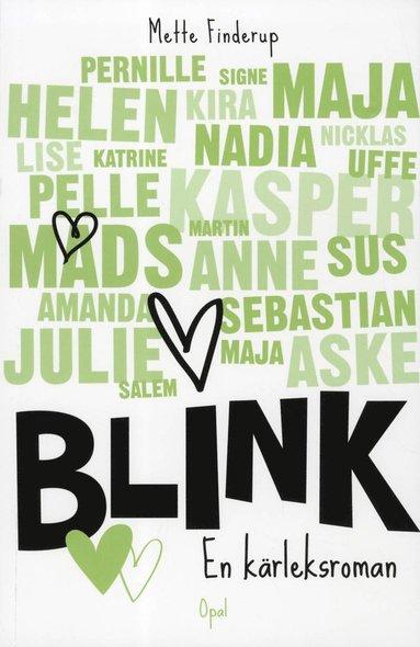 bokomslag Blink : en kärleksroman
