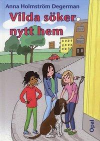 bokomslag Vilda söker nytt hem