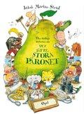 bokomslag Den otroliga historien om Det jättestora päronet