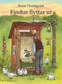 bokomslag Findus flyttar ut