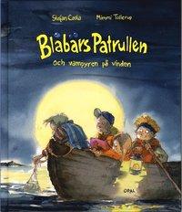 bokomslag Blåbärspatrullen och vampyren på vinden
