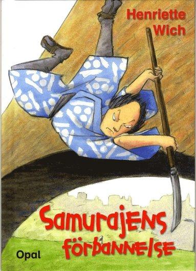 bokomslag De osynliga 4. Samurajens förbannelse