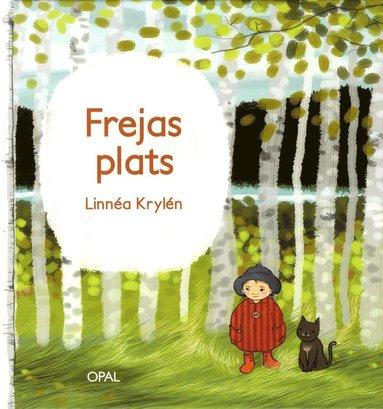 bokomslag Frejas plats
