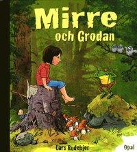 bokomslag Mirre och grodan