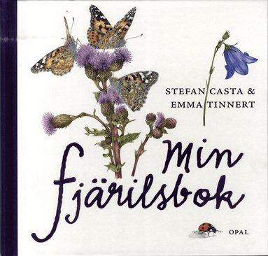 bokomslag Min fjärilsbok