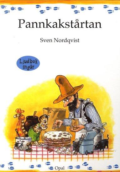 bokomslag Pannkakstårtan (med ljudbok)